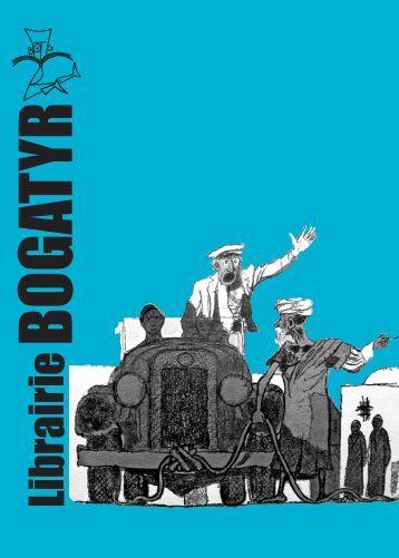 Troisième catalogue - Librairie BOGATYR