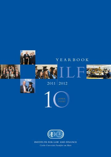 Yearbook 2012_web.indd - Institute For Law And Finance