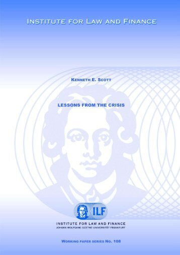 ILF_WP_108.pdf - Institute For Law And Finance
