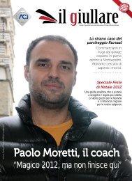 Paolo Moretti, il coach - Il Giullare