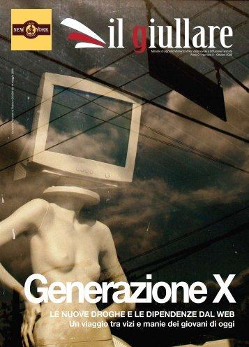 Anno 0 – Numero 3 – Ottobre 2009 - Il Giullare