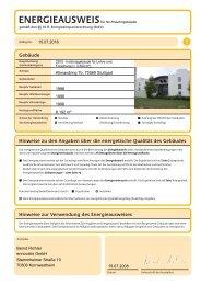 Gebäude - Ennovatis GmbH
