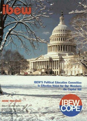 1987-03 March IBEW Journal.pdf - International Brotherhood of ...