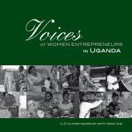 women entrepreneurs in Uganda - International Labour Organization
