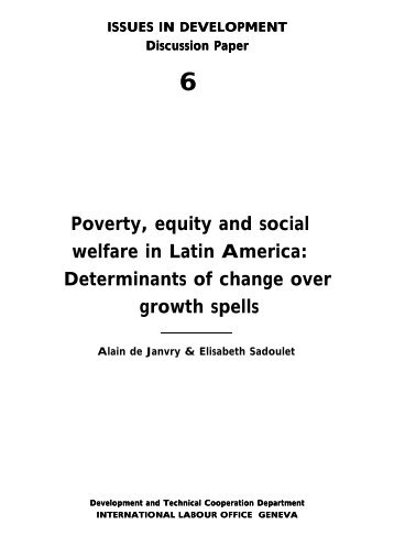 poverty and welfare in america —from a people's history of poverty and welfare in america in this compulsively readable social history,.