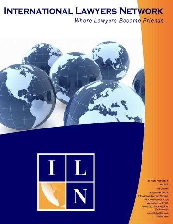 Download our brochure - ILN Today