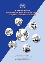 manual: women workers' rights and gender equality - International ...