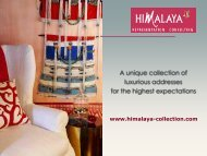 HIMALAYA Representation and consulting - International Luxury ...