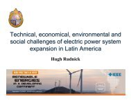 9.00 Hugh Rudnick.pptx - IEEE Power and Energy Society
