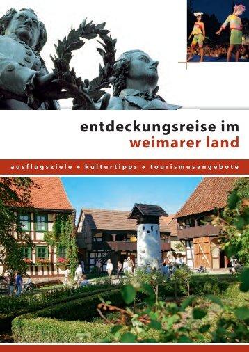 Das Weimarer Land