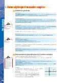 Les nombres complexes - Hachette - Page 4