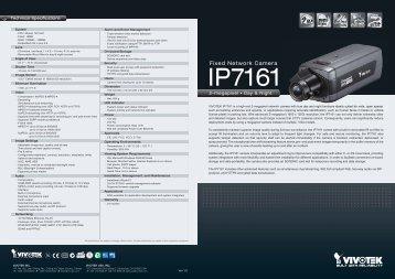 Datasheet_IP7161_Eng_V 1.0_front.ai - IPCam