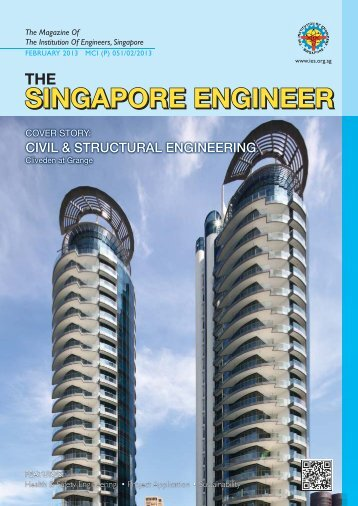 civil & structural engineering - Institution of Engineers Singapore