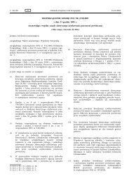 ROZPORZĄDZENIE KOMISJI (WE) NR 2150/2005 z dnia ... - EUR-Lex