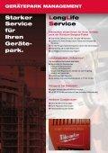 Programmübersicht 2011 Deutschland / Österreich - Page 6