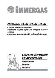 Libretto istruzioni EOLO Maior 24-28-32 kW (.pdf)