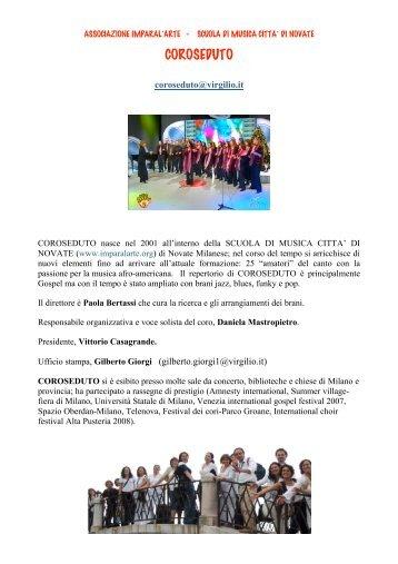 Scuola Di Musica Novate Milanese.4 Free Magazines From Imparalarte Org
