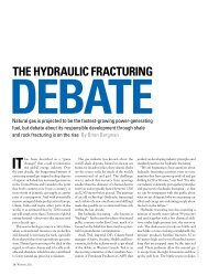 THE HYDRAULIC FRACTURING - Imperial Oil
