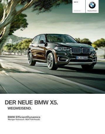 DER NEUE BMW X�.