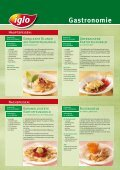 Infoblatt Schupfnudeln - bei Iglo Gastronomie! - Seite 2