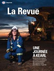 La Revue Hiver 2012 - Imperial Oil