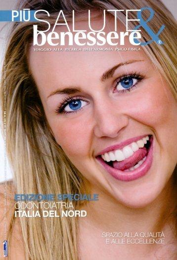 Più Salute & benessere inserto del Sole 24 ore - Implantologia Italia
