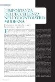 Più Salute & benessere inserto del Sole 24 ore - Implantologia Italia - Page 2