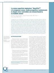 "La nuova superficie implantare ""NanoTite™"" - Implantologia Italia"