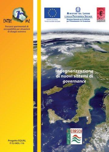 Ingegnerizzazione di nuovi sistemi di governance - CNA ...