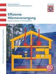 Effiziente Wärmeversorgung d: - in Fulda