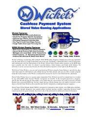 IDX, Inc. 400 West Cedar, El Dorado, Arkansas 71730