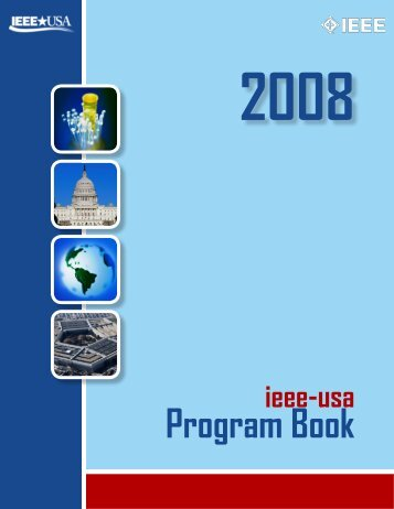 Program Book - IEEE-USA
