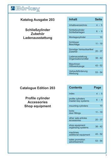 Pg kabelverschraubungen und zubeh r for Nobilia zubehor katalog