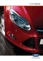 Ford Focus Broschüre 2012 (2 MB) - Auto-Breuer