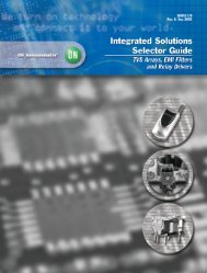Integrated Solutions Selector Guide