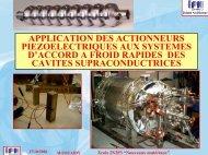 Matériaux piézo-électriques - IN2P3