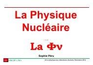 Physique nucléaire - 1 - IN2P3
