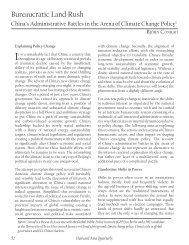 Bureaucratic Land Rush - Global Public Policy institute