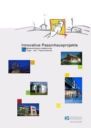 Broschüre zu Tagen des Passivhauses (Gesamt) - IG Passivhaus ...