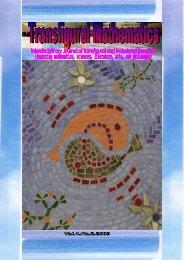 JTfM Vol 1 No 2 2009 (ORIGINAL) - Inclusionality Research