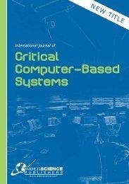 Journal information in easy print format (PDF) - Inderscience ...