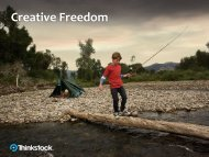 Creative Freedom - InDesign User Group