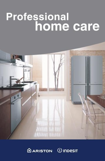 home care - Indesit