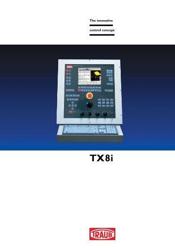 Control TX8i [994,13 KB] - INDEX-Werke GmbH & Co. KG Hahn ...