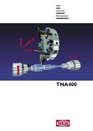 TNA400 [419,26 KB] - INDEX-Werke GmbH & Co. KG Hahn & Tessky