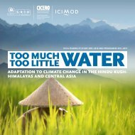 TOO MUCH TOO LITTLEWATER - India Environment Portal