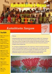 April 2011 - Indian Heritage