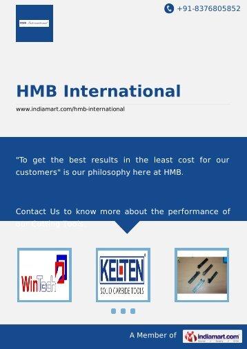 Supplier & Manufacturer of Carbide Inserts, Solid ... - IndiaMART