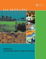 CCS GUIDELINES - India Environment Portal