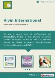 Vivin International, Mumbai - Supplier & Manufacturer ... - IndiaMART
